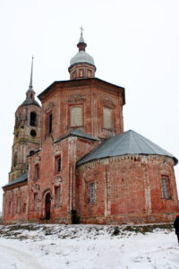 Церковь Бориса и Глеба. Суздаль