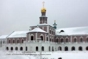 Церковь Рождества. Ново-Иерусалимский монастырь