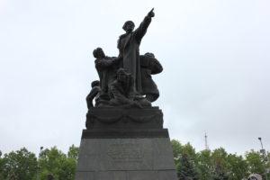 Генералу Ефремову. Вязьма