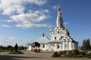Иоанно-Предтеченский монастырь. Вязьма