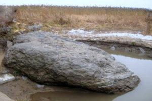 Синий камень. Переславль-Залесский