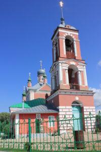 Храм Сорока Севастийских мучеников. Переславль-Залесский
