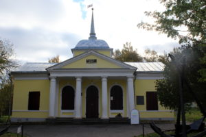 музей Ботик Петра. Переславль-Залесский