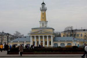 Площадь. Кострома