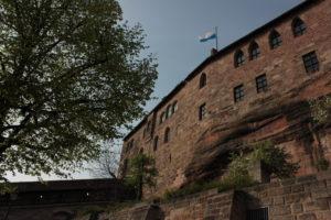 Кайзенбург, замок. Стена