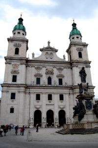 Кафедральный собор. Зальцбург