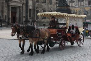 Лошадки. Дрезден