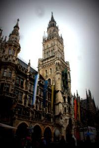 Новая ратуша. Мюнхен