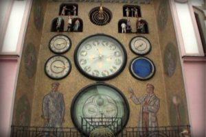 Астрономические часы. Оломоуц