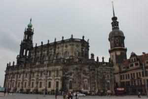 Резиденция.. Дрезден