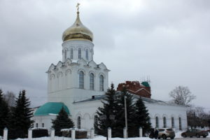 Собор Рождества Христова. Александров