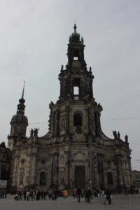 Собор. Дрезден