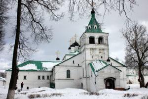 Успенская церковь. Александров
