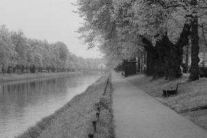 канал. Нимфенбург