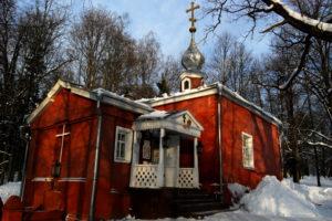 церковь. Мураново