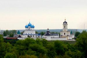Высоцкий монастырь. Серпухов