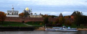 Кремль. Великий Новгород