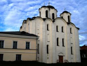 Никольский собор. Великий Новгород