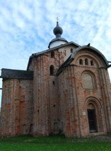Параскевны Пятницы на торгу. Великий Новгород