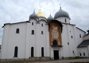 Софийский собор. Великий Новгород