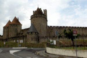 Крепость 1. Каркассон