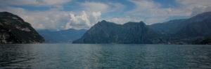Озеро Lago d'iseo