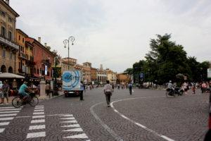 Площадь Бра.. Верона