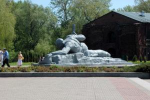 Жажда. Брестская крепость