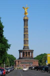 Колонна победы. Берлин