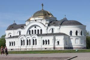 Свято-Николаевский храм. Брестская крепость