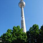 Телевышка. Берлин