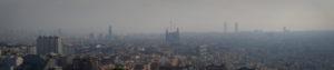 Холм трёх крестов. Барселона.