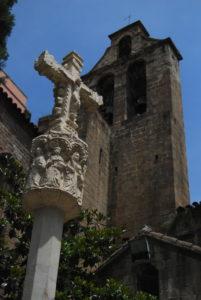 старый город. Барселона