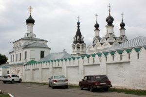 Благовещенский монастырь. Муром