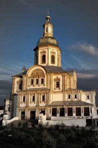 Благовещенский собор, Дивеево