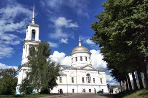 Ильинская церковь. Торжок