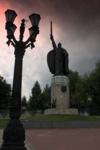 Илья Муромец. Муром