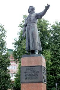 Памятник Минину, Нижний Новгород