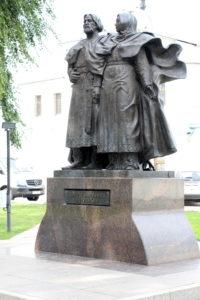 Пётру и Февронии. Муром