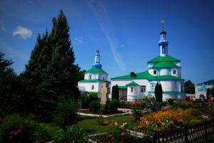 Раифский монастырь 6
