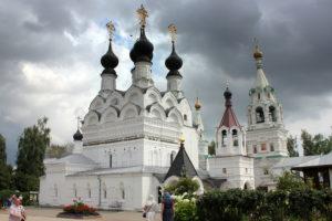 Свято-Троицкий монастырь. Муром