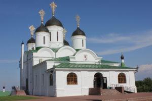 Спасо-Преображенский монастырь 1. Муром