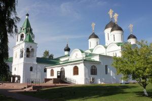 Спасо-Преображенский монастырь. Муром