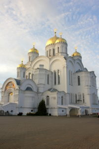 Спасо-Преображенский собор, Дивеево