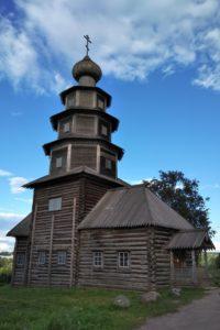 Старо-Вознесенский храм. Торжок