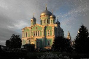 Троицкий собор. Дивеево