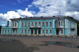 гостиница Пожарского. Торжок
