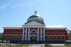 Богордицкий монастырь, Казань