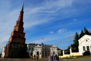 Сююмбрике. Казань