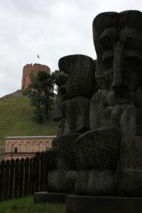 Гедимина башня. Вильнюс